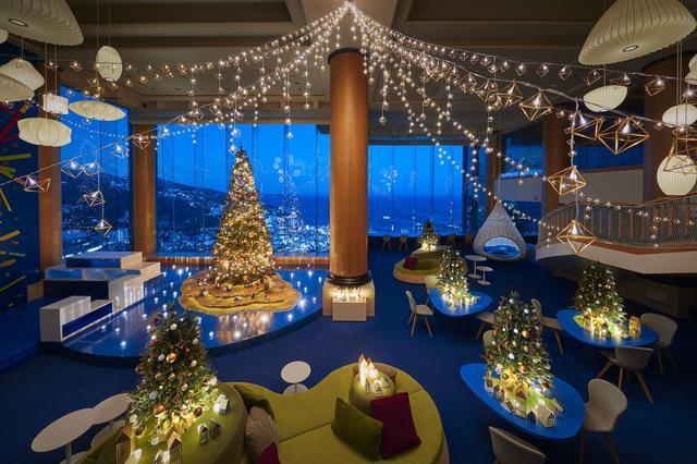 画像1: ホテル館内完結で、3つのテーマのクリスマスを体験