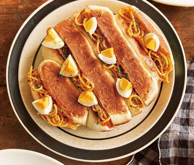 画像3: フライパンで焼ける! 7つのちぎりパン (オレンジページブックス) | 髙山 かづえ |本 | 通販 | Amazon