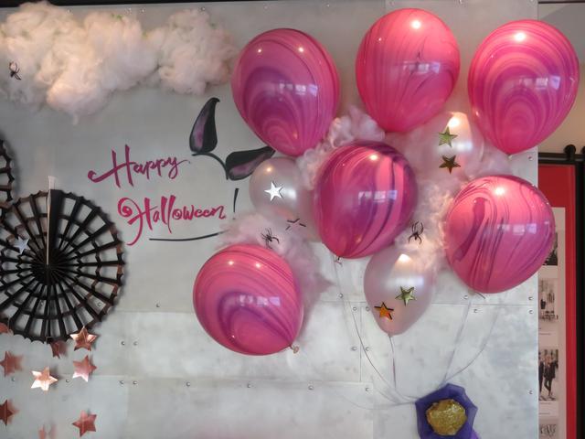 画像8: ハロウィンパーティーの準備スタート