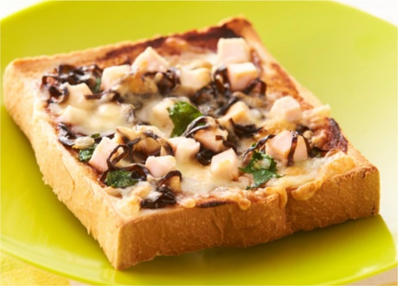 画像2: 新しい朝の定番!?「パン×昆布つくだ煮」で作ろう!『パンつくレシピ』♪