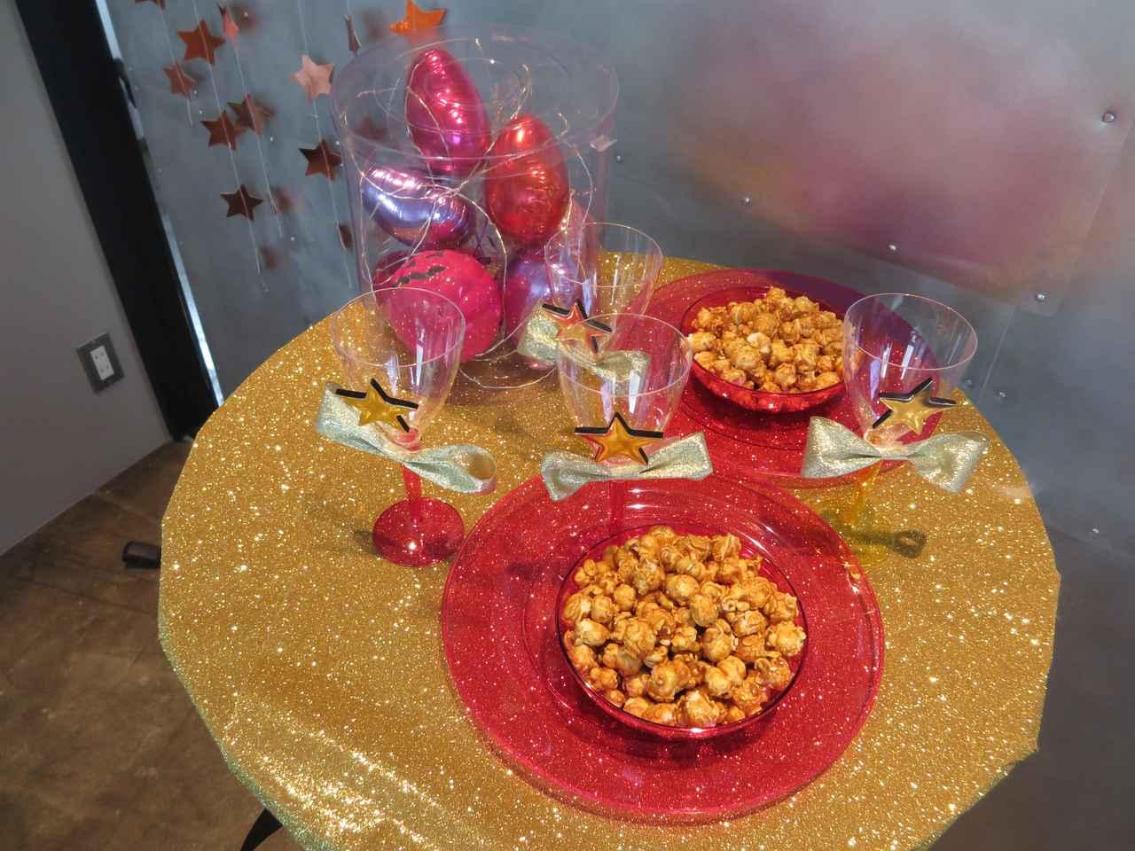 画像7: ハロウィンパーティーの準備スタート