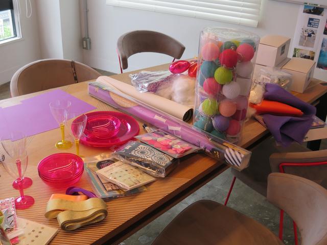 画像3: ハロウィンパーティーの準備スタート