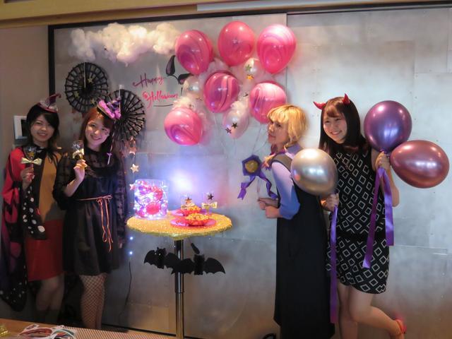 画像6: ハロウィンパーティーの準備スタート