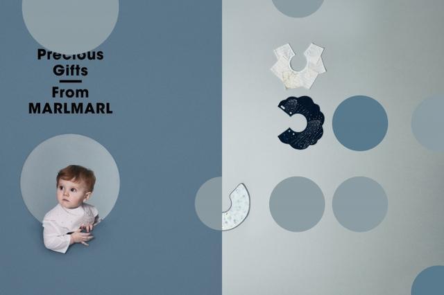 画像2: 定番ベビーギフトのMARLMARLから新アイテムがデビュー!
