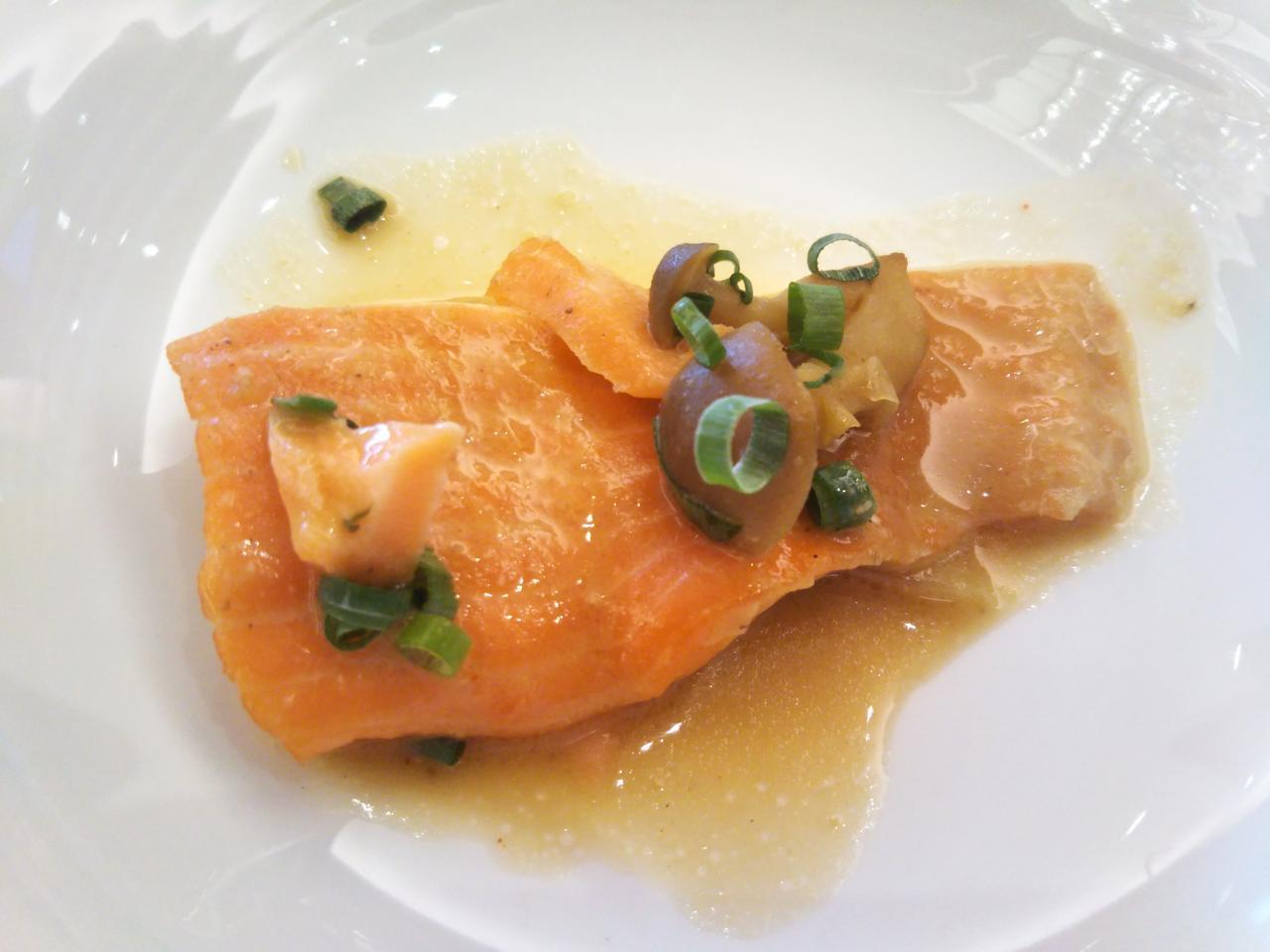 画像2: 栃木県・名産魚ヤシオマスのちゃんちゃん焼き