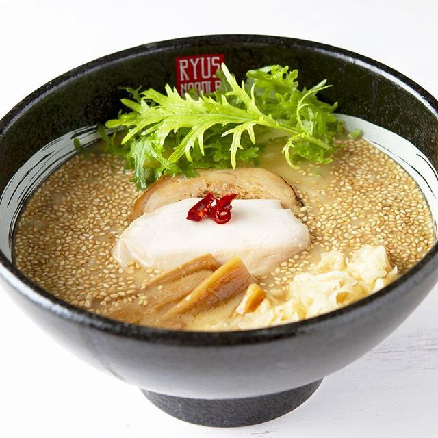 画像: 「西京味噌薫る鶏白湯味噌ラーメン」…950円