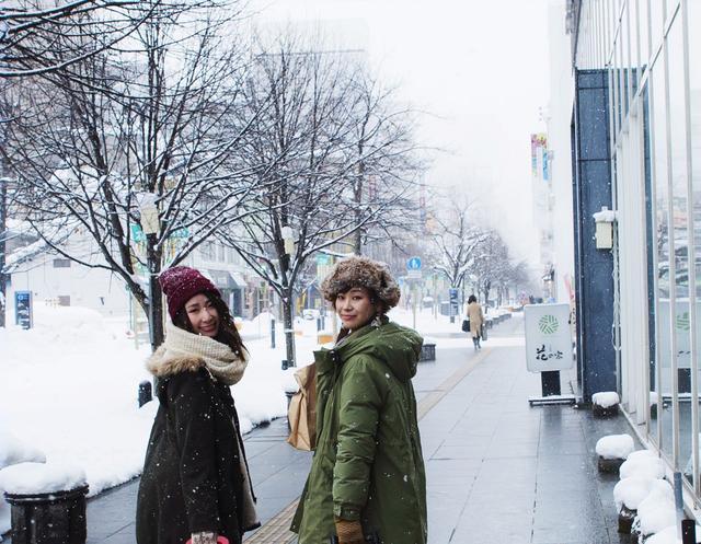 画像1: 美しきダイヤモンドダストに出会う 「日本一寒い街さんぽ」開催