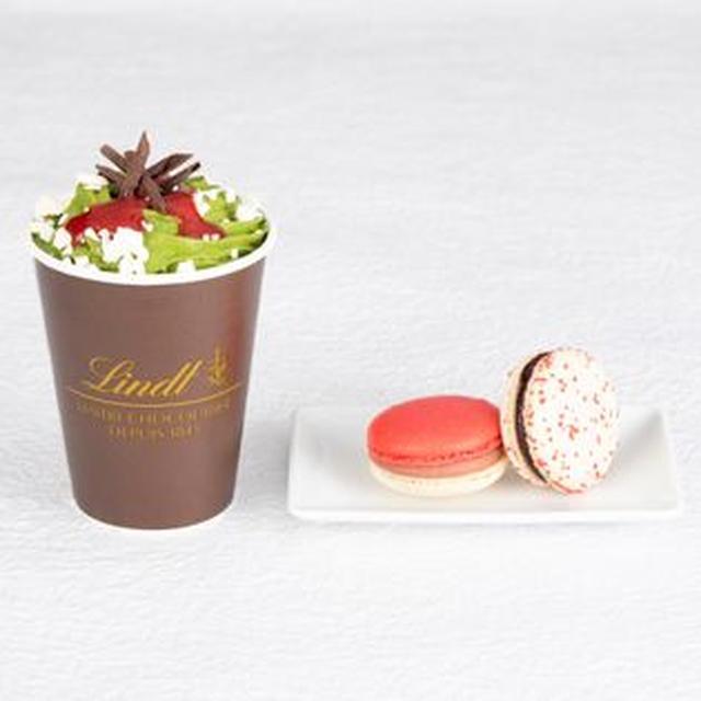 画像5: リンツから、チョコレートのぬくもりがうれしい「抹茶ホットチョコレートドリンク」
