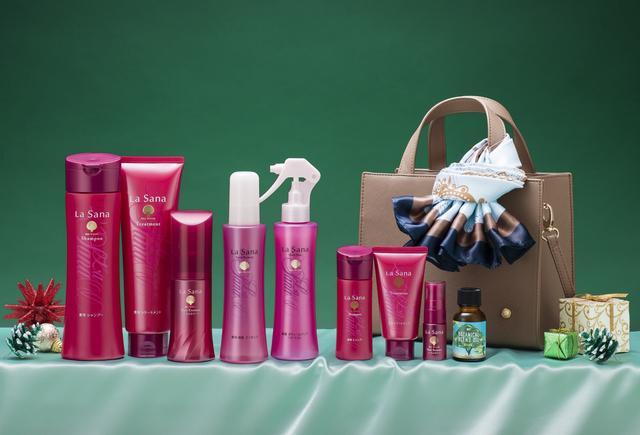 画像3: Xmas限定!ラサーナの人気製品を詰め込んだヘアケアコフレが新発売!