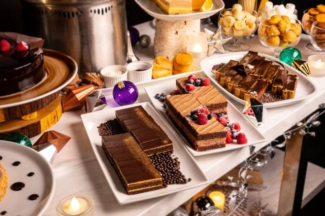 画像5: 寒い季節にぴったりのチョコレートづくしのアフタヌーンティー