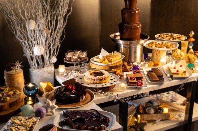 画像1: 寒い季節にぴったりのチョコレートづくしのアフタヌーンティー