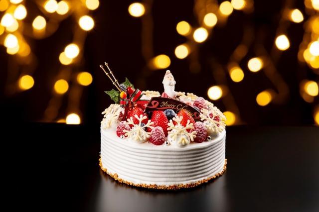画像6: 【ヒルトン東京お台場】2018年クリスマスケーキの予約販売をスタート!