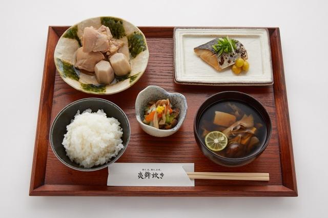 画像3: 最上位モデルの炊飯ジャー『炎舞炊き』で炊き上げた甘み豊かなごはんを堪能できる!