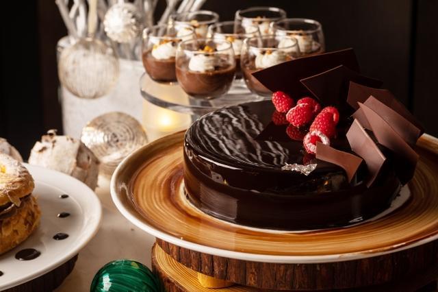 画像3: 寒い季節にぴったりのチョコレートづくしのアフタヌーンティー
