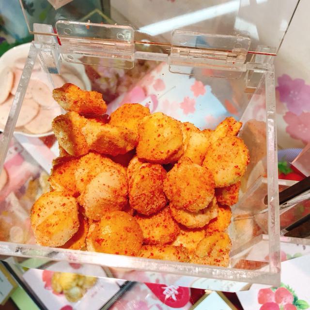 画像: 季の米菓 いちご