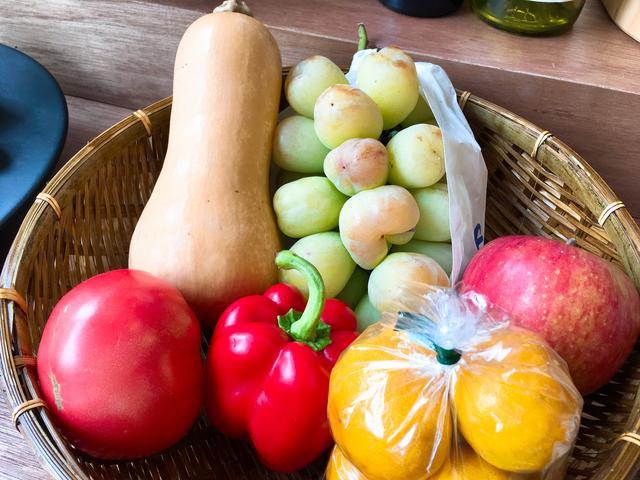 画像: 気に入ったお野菜はその場で買っちゃおう!