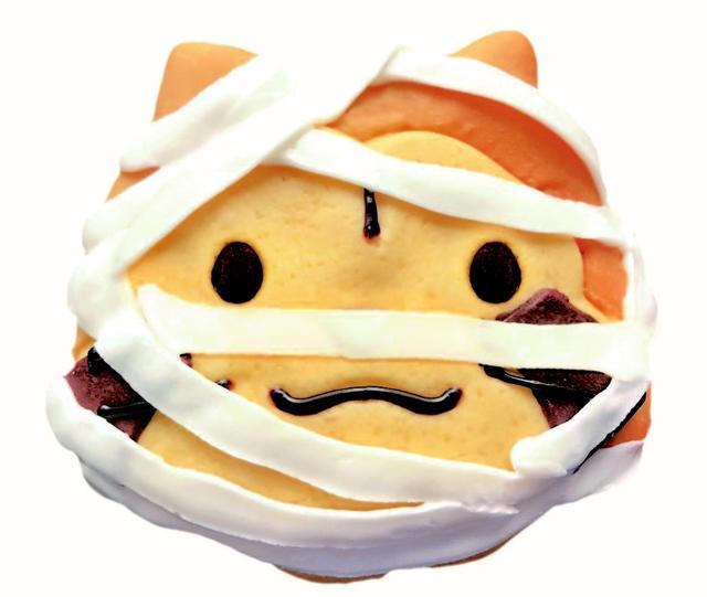 画像2: あらいぐまラスカルのハロウィン限定パンが登場!
