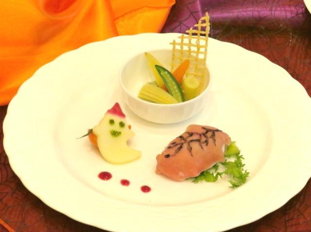 画像1: ホラー前菜取り合わせ(3種類の盛り合わせ)