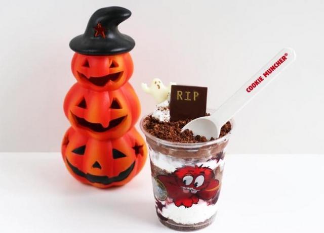 画像3: 今年もクッキータイム原宿からハロウィーン限定メニュー&商品が登場!