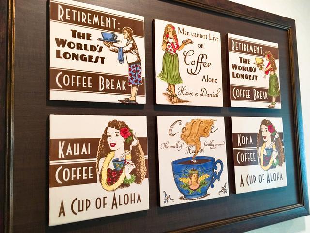 画像: 館内にはハワイらしいキュートなアートもたくさん!