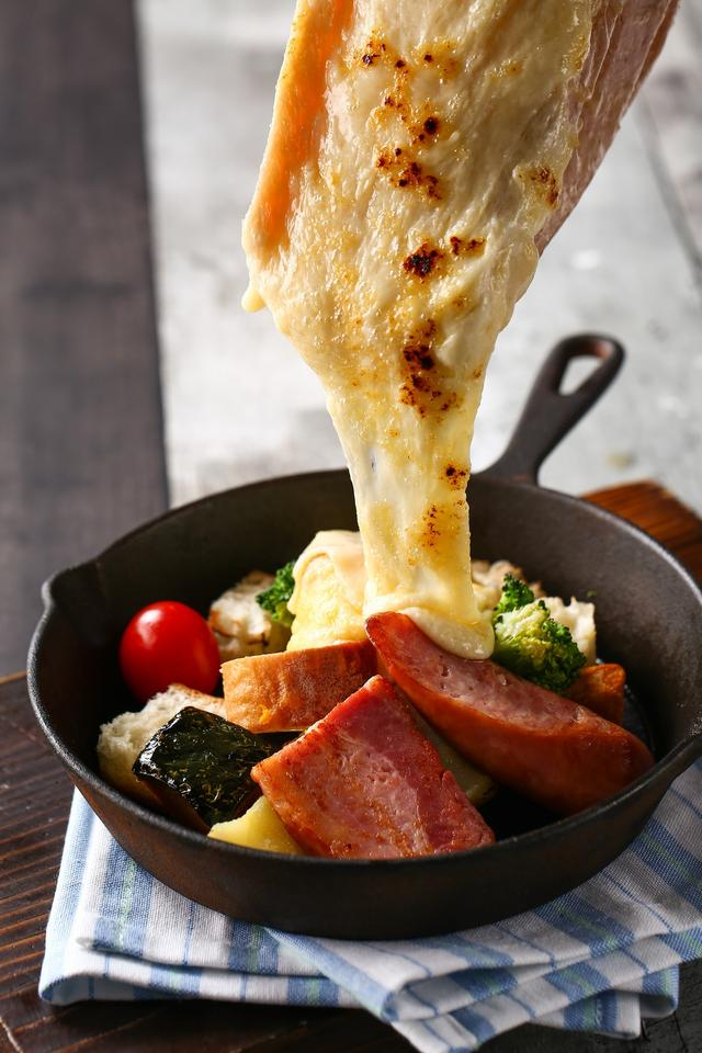 """画像3: """"チーズ好き女子""""をターゲットにした「チーズ&グリル フロマージョ」がミント神戸にOPEN"""