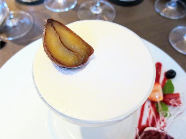 画像: 【デザート】ホワイトモンブラン