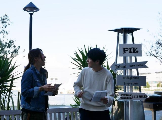 画像: (左)emiさん(右)ユータさん