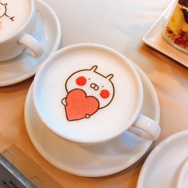 """画像4: LINEスタンプで人気のうさまるに会いに行こう!『2018年""""うさまるカフェ""""冬』が期間限定オープン!"""
