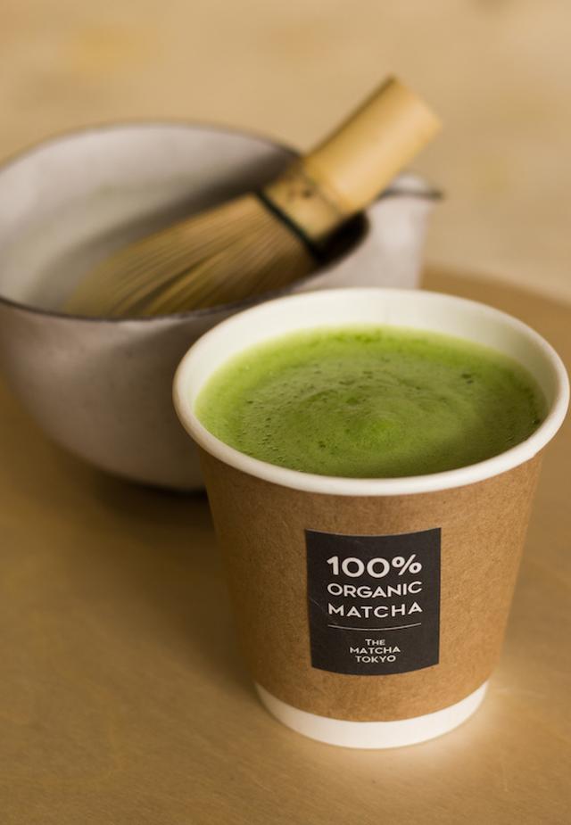 画像3: 表参道に本格オーガニック抹茶スタンドがオープン!