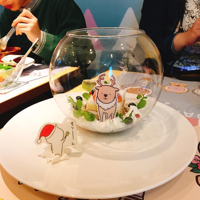 画像2: 「うさまる」をモチーフにしたインスタ映え料理がたくさん!!