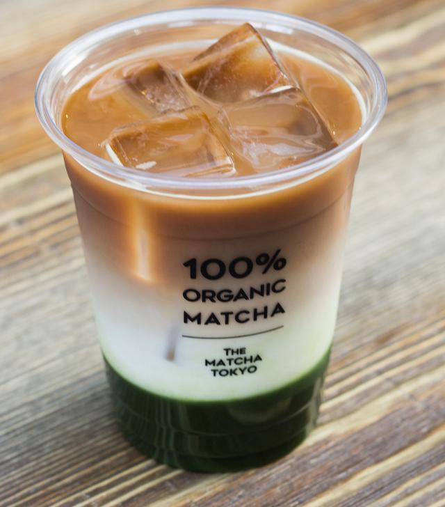 画像1: 表参道に本格オーガニック抹茶スタンドがオープン!