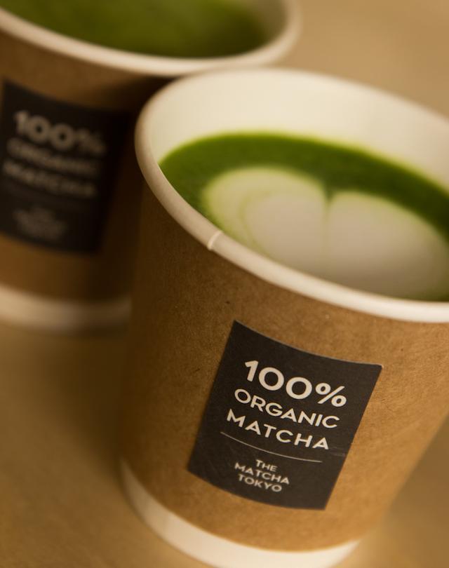 画像2: 表参道に本格オーガニック抹茶スタンドがオープン!