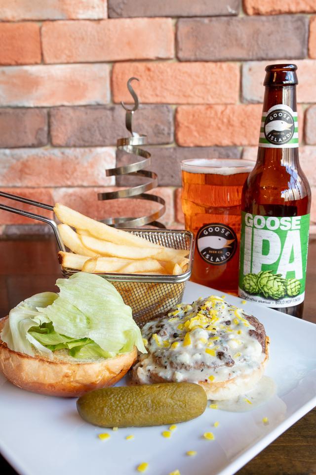 画像2: シカゴ発大人気のクラフトビールと、日本が誇る大人気バーガー店が夢のコラボ!!!