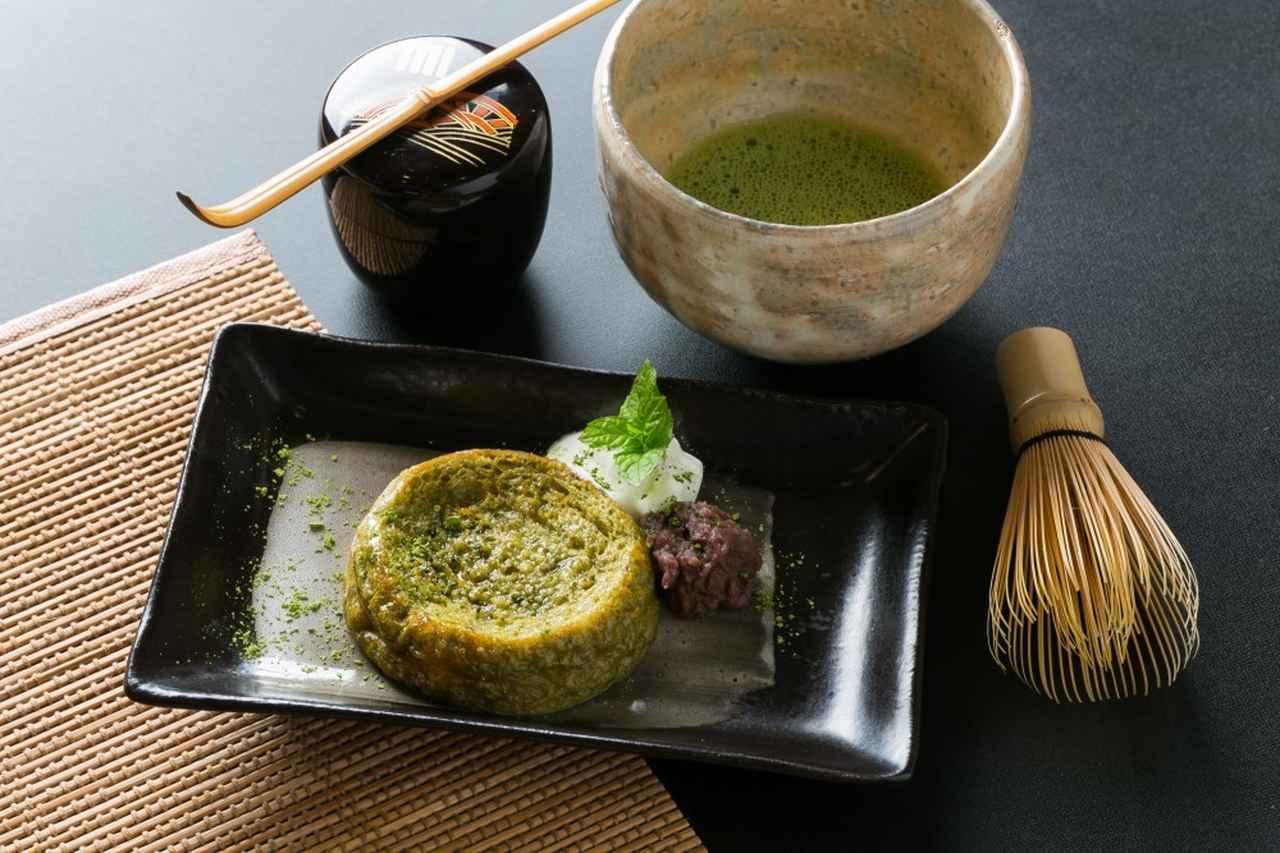 画像2: 松江の「ぼてぼて茶」をイメージした『ふれん茶とーすと』登場
