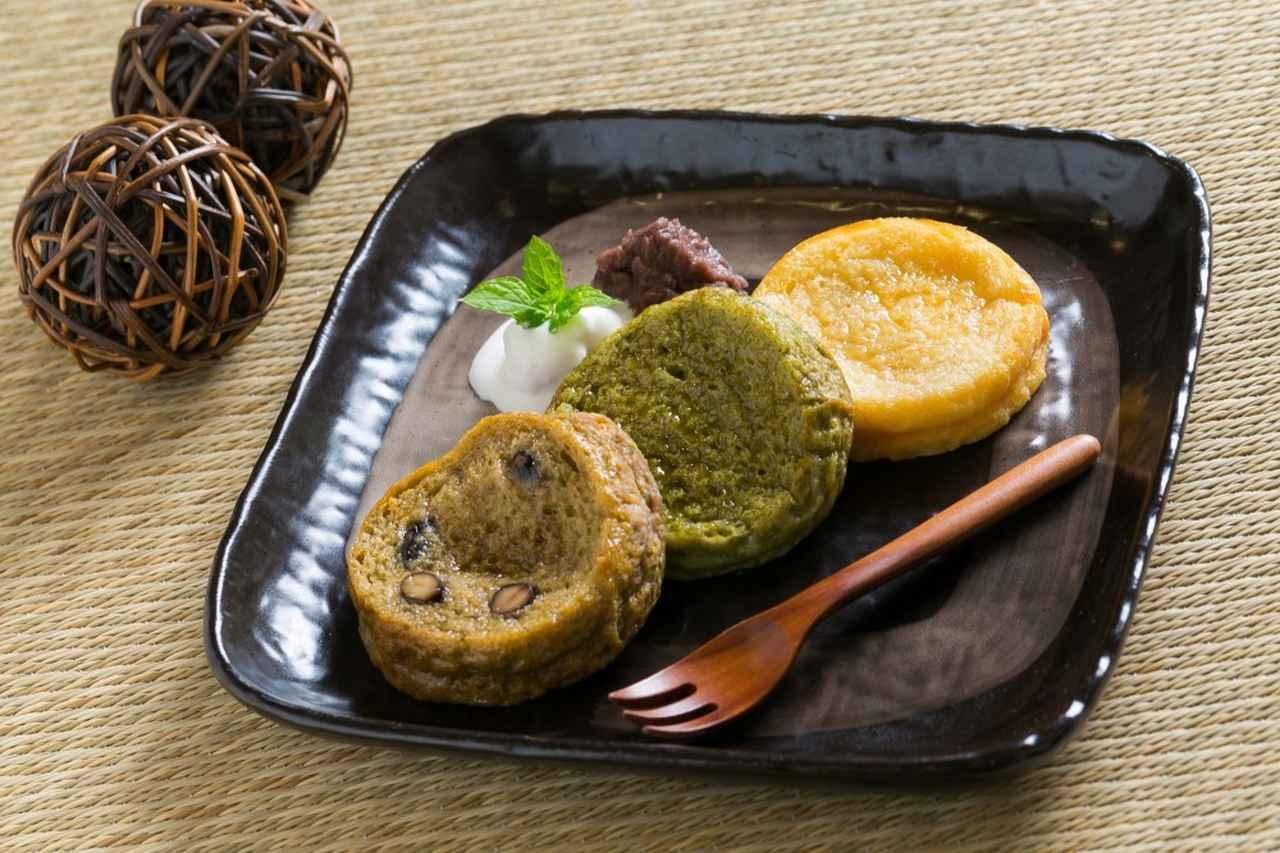 画像1: 松江の「ぼてぼて茶」をイメージした『ふれん茶とーすと』登場