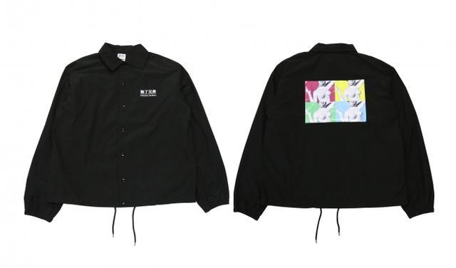 画像: ・カリスマブラザーズ×SPINNS コーチジャケット  6,500円+tax