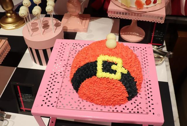 画像: ダイエットは明日から クランベリーマスカルポーネサンタケーキ