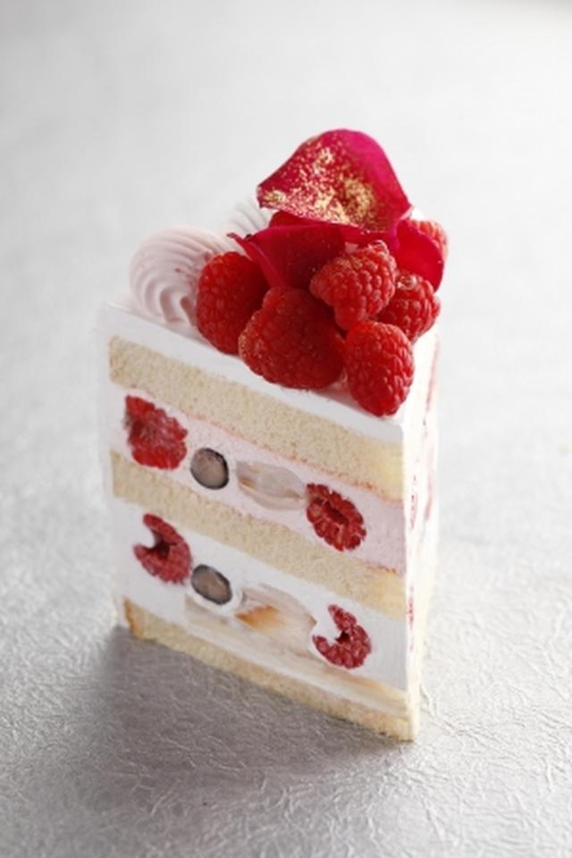 画像2: ピエール・エルメ・パリ × ホテルニューオータニ!最強コラボのクリスマスケーキ
