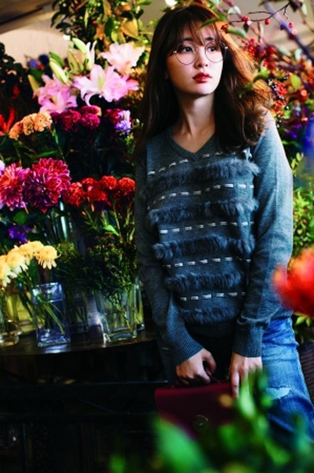 画像3: 大人エレガントなブランド「ビッキー」が2018AWからイメージモデルに小嶋陽菜さんを起用!