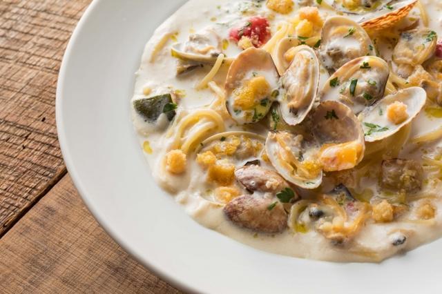 画像1: みんな大好き冬定番スープとパスタが幸せコラボ!