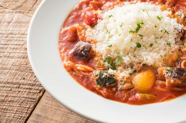 画像4: みんな大好き冬定番スープとパスタが幸せコラボ!