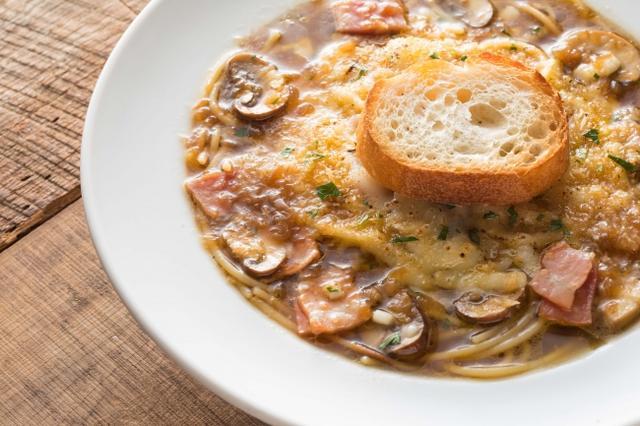 画像3: みんな大好き冬定番スープとパスタが幸せコラボ!