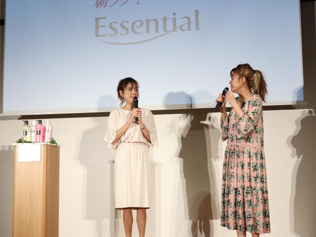 画像1: 高橋真麻さん&イガリシノブさんのトークセッション