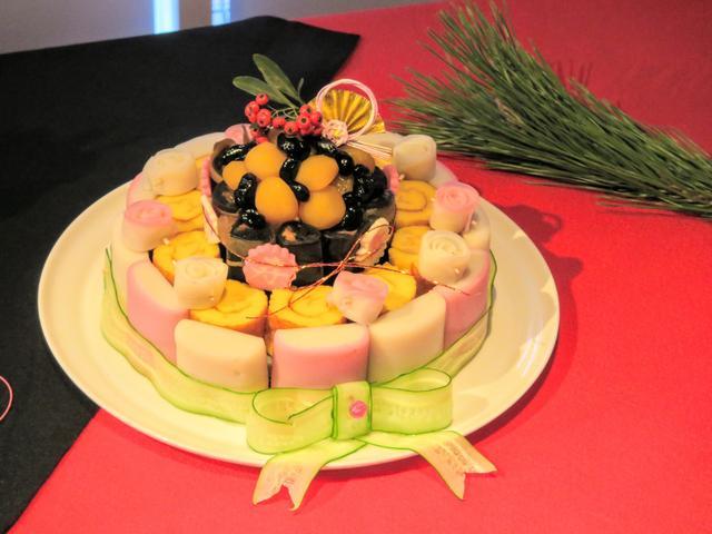 画像2: 料理研究家 小林睦美さんの盛り付け