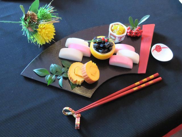 画像1: 料理研究家 小林睦美さんの盛り付け