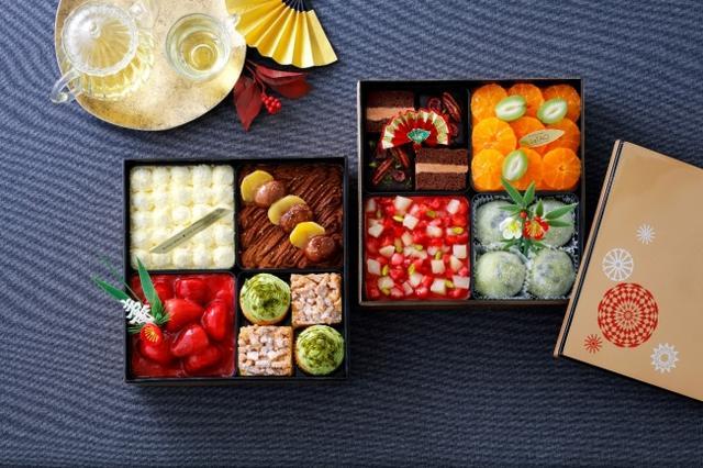 画像1: 平成最後のお正月に。和のこころを映した毎年完売のルタオのスイーツおせちを!