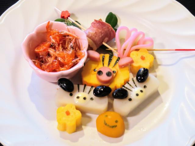 画像3: 料理研究家 小林睦美さんの盛り付け