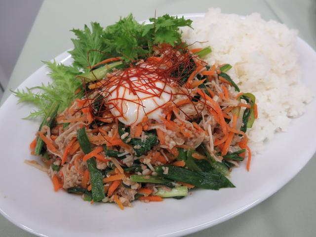 画像2: 人気のKit Oisix〜ジューシーそぼろと野菜のビビンバ