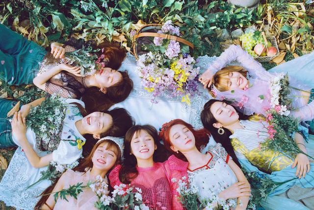 画像1: 大注目のガールズグループ「OH MY GIRL」日本デビューアルバム収録曲 「花火(Remember Me) Japanese ver.」 のミュージックビデオをどこよりも早くテレビ独占オンエア!