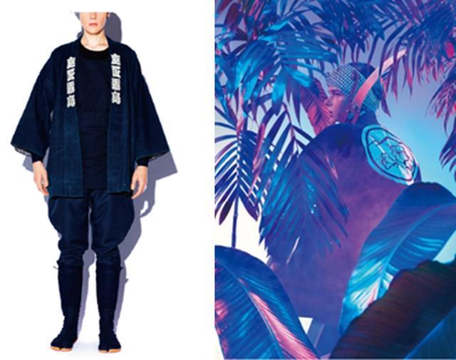 画像5: 中小企業のユニフォームだけを使用したファッションマガジン